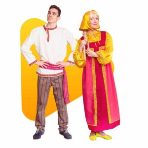 Алеша попович и Аленушка спасают князя